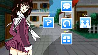 The Hentai Sim Girls Tomoko Saeki