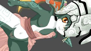 The Legend Of Zelda. Twilicht Princess Midna