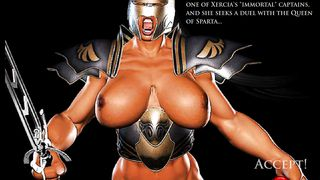 Queen Of Sparta