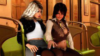 Nicole Meets Roxy