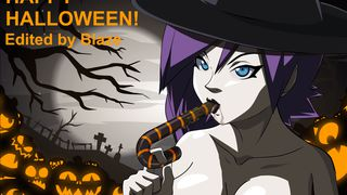 Nude Halloween
