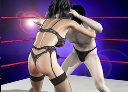 Mixed Wrestling Vs Rocker