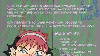 Lisas Glory Hole