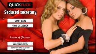 Seduced Secretary